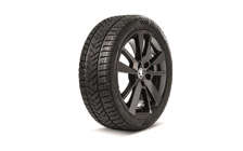 "Complete winter alloy wheel TRIUS 17"" for OCTAVIA III"