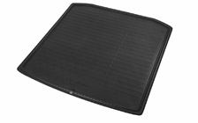 Double-sided boot mat for Octavia IV Combi