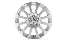 "Alloy wheel COMET 16"" for FABIA II and ROOMSTER"