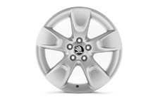 "Light alloy wheel BEAR 16"" for FABIA II and ROOMSTER"