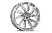 "Alloy wheel BLADE 18"" for SCALA, KAMIQ"