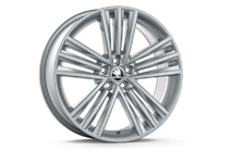 "Alloy wheel SIRIUS 18"" for SCALA, KAMIQ"
