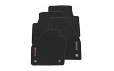 Textile foot mats Prestige for SCALA