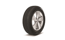 "Complete winter alloy wheel NANUQ 17"" for KODIAQ"