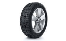 "Complete winter alloy wheel RATIKON 17"" for KAROQ"