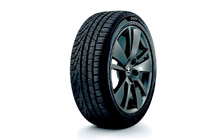 "Complete winter alloy wheel ZENITH 18"" for SUPERB III"