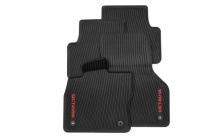 All-weather interior mats Octavia IV