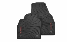 All-weather interior mats SCALA – front
