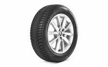 "Complete winter 16"" alloy wheel ALARIS SCALA"