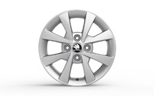 "Alloy wheel APUS 14"" for CITIGO"