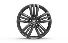 "Alloy wheel TRINITY 18"" for SUPERB II and OCTAVIA III SCOUT"