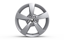 "Alloy wheel DIONE 16"" for FABIA III and RAPID"