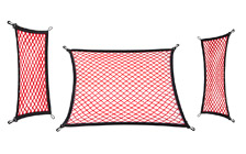 Netting system – red RAPID SPACEBACK