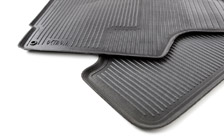 Set of rubber-textile mats for OCTAVIA I