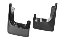 Front splash guards FABIA and ROOMSTER